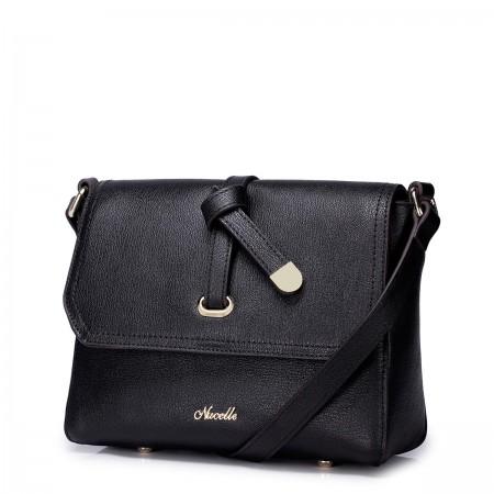 Dekliška torbica Sweet črna