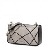 Mala usnjena torbica srebrna1170504-37