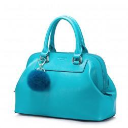 Ženska torbica Model modra