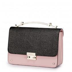 Elegantna dekliška torbica roza