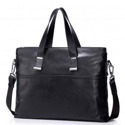 Poslovna torba črna 190210-01