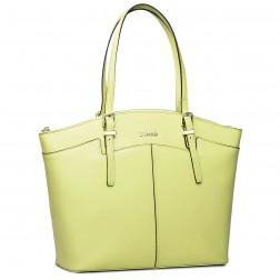 NUCELLE sac à main DOLLY jaune