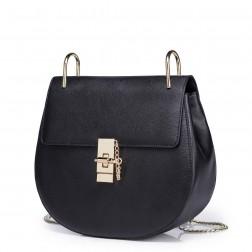 Petit sac élégant bandoulière noir