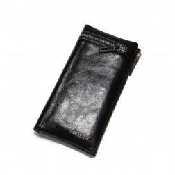 Portefeuilles SAMMONS coloris noir