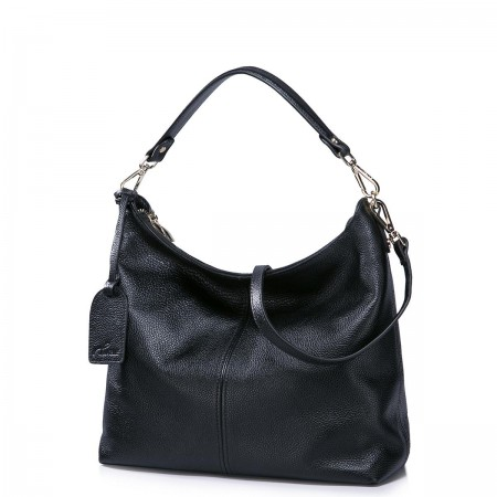 Vercation big size leather Tote bag Rose