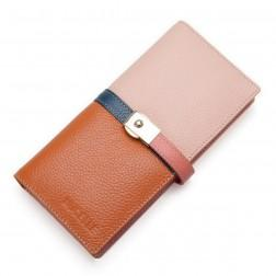 Leather wallet Multicolour
