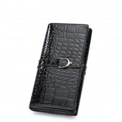 Nucelle women's wallet Black