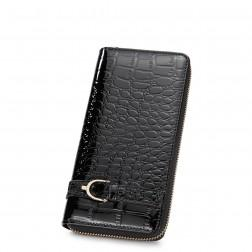 Women's leather wallet 070123-01