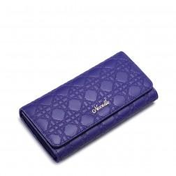 NUCELLE Elegant wallet Purple