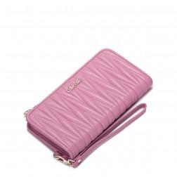 NUCELLE Top quality wallet Pink