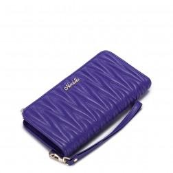 NUCELLE Top quality wallet Purple