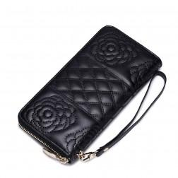 Designer high quality purse and wallet Black