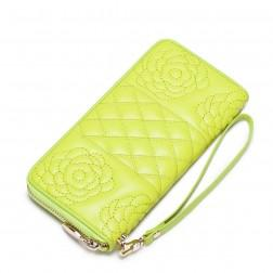 Designer high quality purse and wallet Yellow