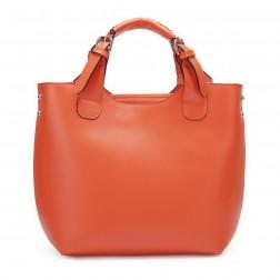 NUCELLE Elegant handbag orange