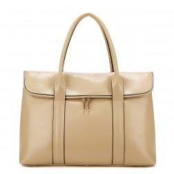 NUCELLE Fashion tote bag apricot