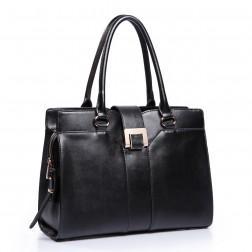 NUCELLE Elegant handbag black