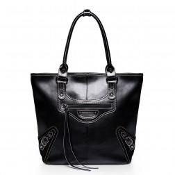 NUCELLE Ladies handbag black