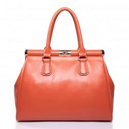 NUCELLE Shoulder bag orange