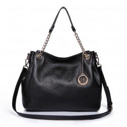 Women's shoulder bag black