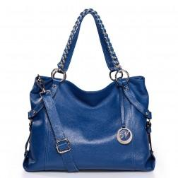 NUCELLE Ladies shoulder bag blue