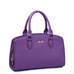 NUCELLE Women's classic handbag black