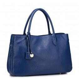 Nucelle woman bag genuine leather blue 1170486-06