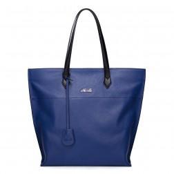 Vintage style wholesale handbag Blue