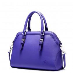 Serpentine handbag Blue